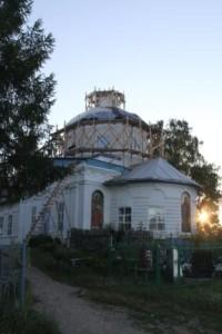 Реконструкция Покровского Храма интернет